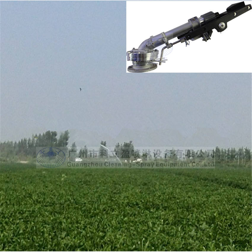 China Garden Farm Watering Agriculture Irrigation Tools Big Rain Gun Sprinkler