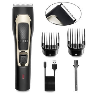 Wholesale Dingling Waterproof Cordless Shaver Multi-function 2 In 1 Set Hair And Beard Trimmers