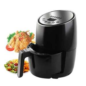 Digital 1.5L no oil air deep fryers oil free fryer