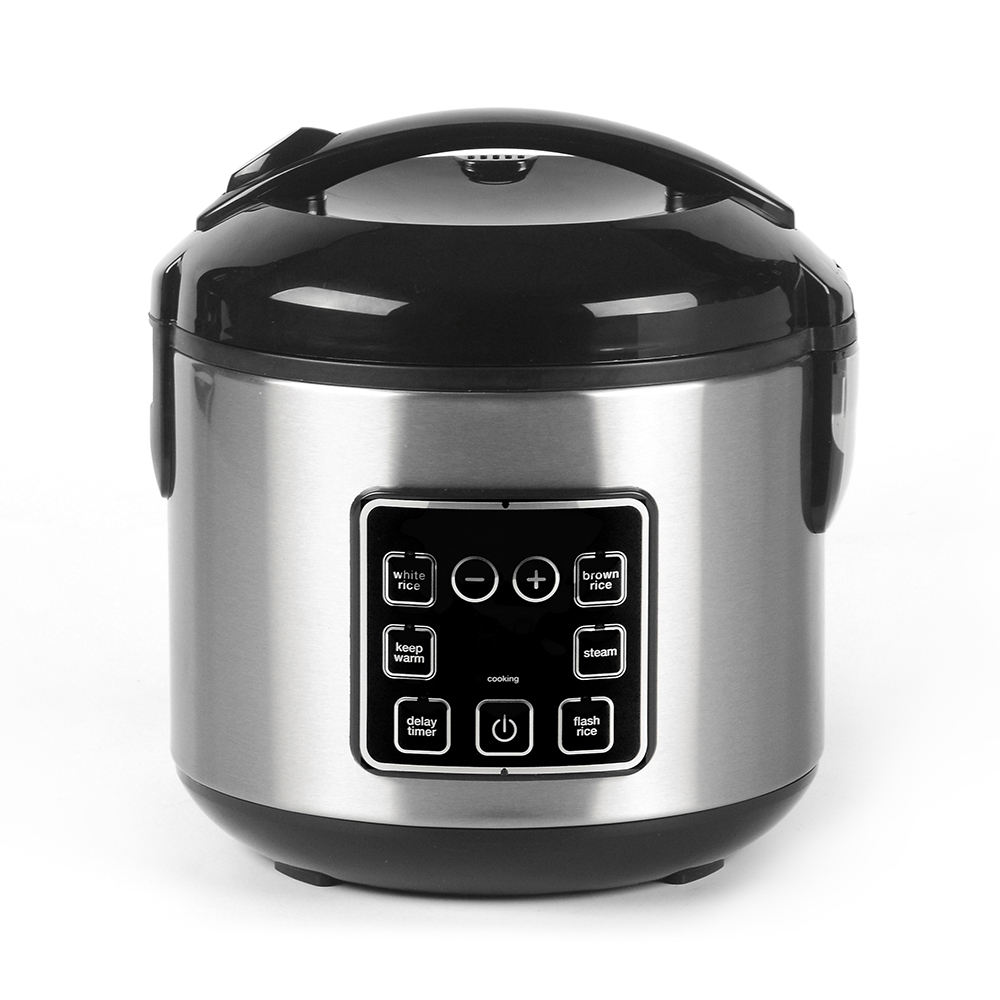 Custom Inner Pot Electric Rice Cooker Electric Multi Stainless Steel House Use Rice Cooker