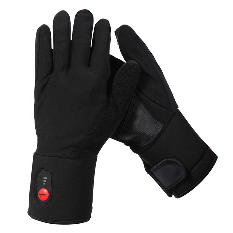 Savior Winter Warm Outdoor Sports Electrical Battery Heated Gloves for Skiing Motorcycling Fishing Hunting Cycling