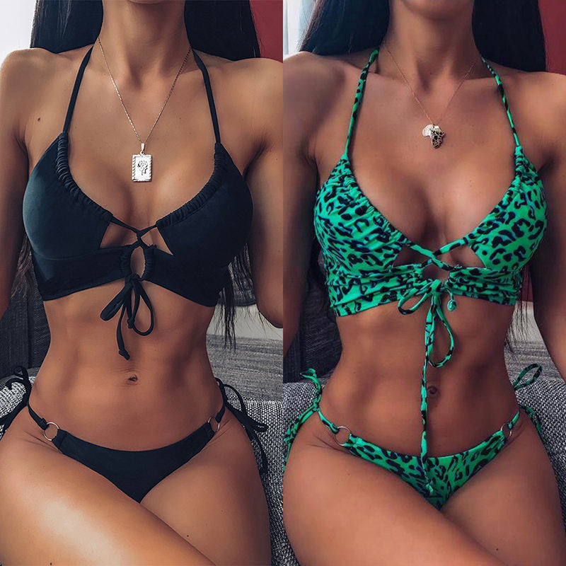 2020 Ladies Swimwear Sexy Swimsuit Women Brazilian Bikini