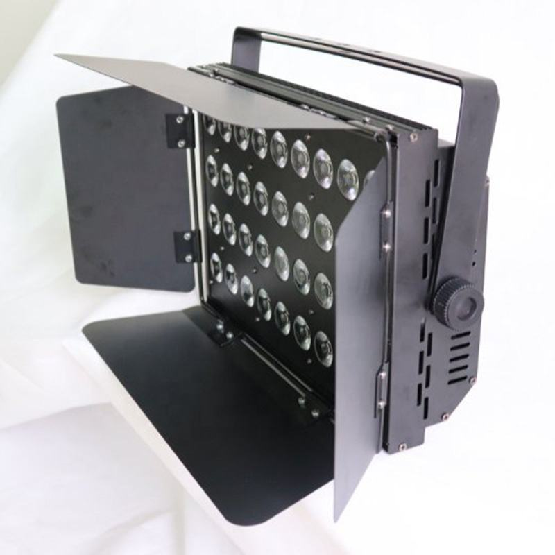 led 36*18W 6-in-1 RGBWA+UV wall washers led stage light