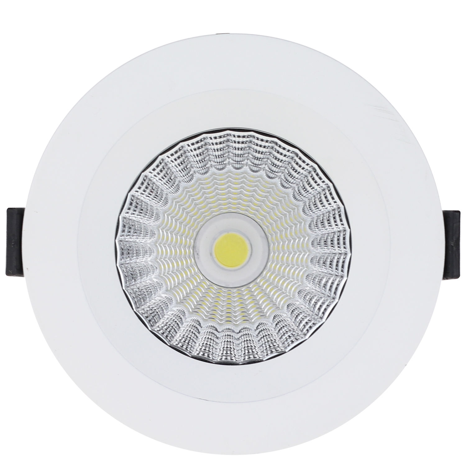 하이 파워 욕실 통 12W 15W 18W 20W 25W 30W 45W 50W 둥근 Cob 방수 통 IP65 Dimmable Downlight