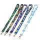 Lanyard Custom Printed Neck Lanyards No Minimum Order Cheap Event Lanyard With Trigger Hook