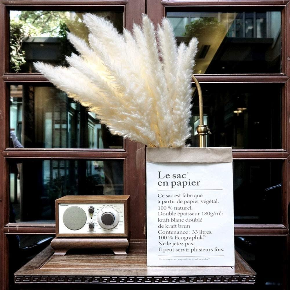 Dry Flower Natural Small Pampas Grass For Wedding Decoration