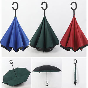 market umbrella cheap inverted automatic umbrella chinese umbrella manufacturer with OEM service