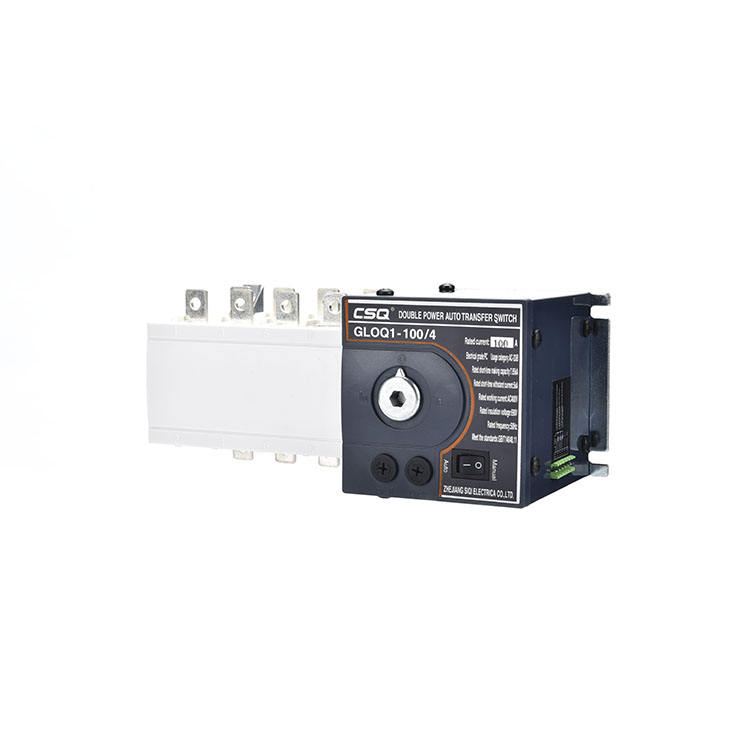 PC Kelas 200 Amp ATS Controller Automatic Transfer Switch CE CB AC220V 380V ATSE Supplier Csq 250A Automatic Changeover switch