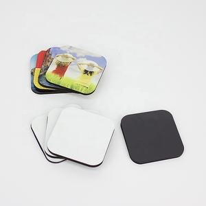 50*50mm DIY Sublimation Blank Printable Fridge Magnets Wholesale