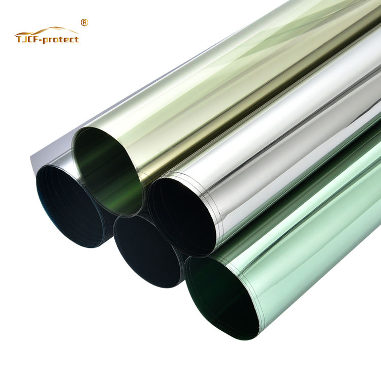 best quality manufacturer factory price nano ceramic tinting reduce solar car front window film