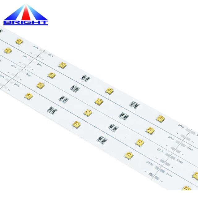 254nm uvc led strip led sterilizer disinfection UV strip light 265nm 275nm 395nm 12/24V ultra violet UVC LED bar light
