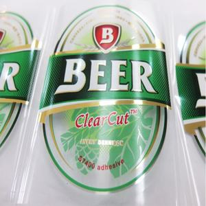 Custom Rolled Glass Bottle Beer Private Label Beer with Private Label Available