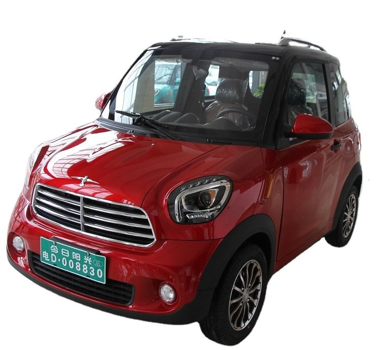M1 72v 120Ah Electric Mini Car EEC certificated Made in China