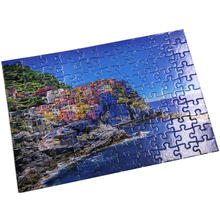Cheap Custom Personalized Landscape Kids Adults Games Toys 100 Pieces Jigsaw Puzzle