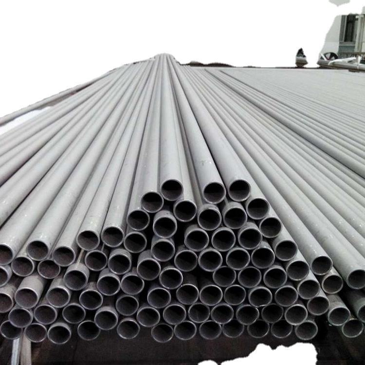 Aisi 304 Seamless Stainless Steel Round Tubes