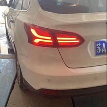 led Rear light for Focus 4 LED Strip Tail Lamp for FORD Sedan 2015-2017