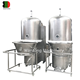 Chemical fruit powder granules rotary double cone vacuum mixing hot air continuous vibrating fluid bed dryer drying machine