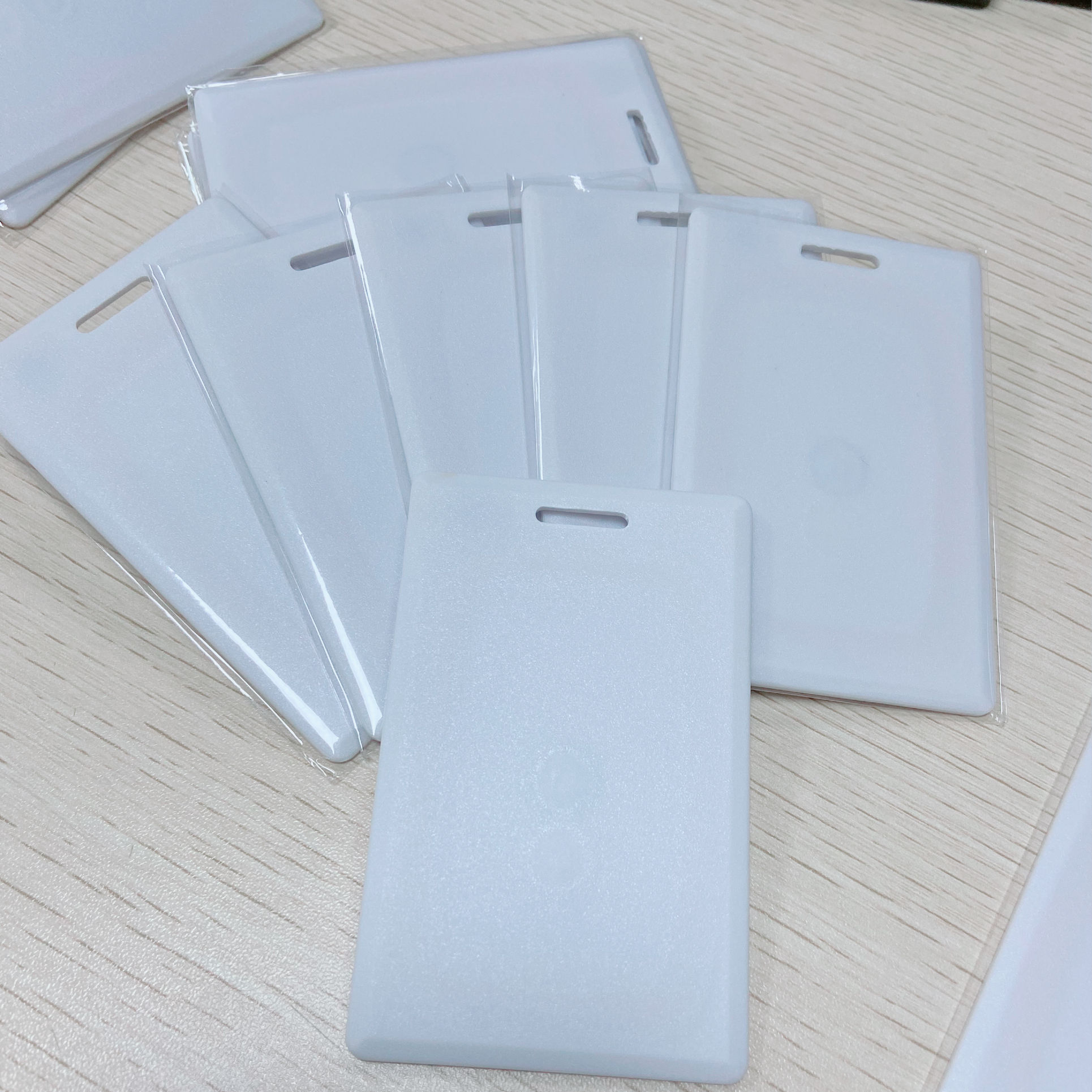 T5577 Thick Blank Smart Cards with Serial Numbers