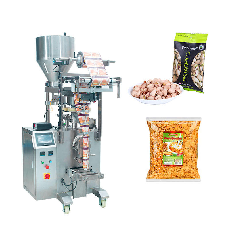 Automatic Trilateral seal/ back seal bag Mini Bag 5g Sachet Stick Packet Grain Sugar Packing Machine