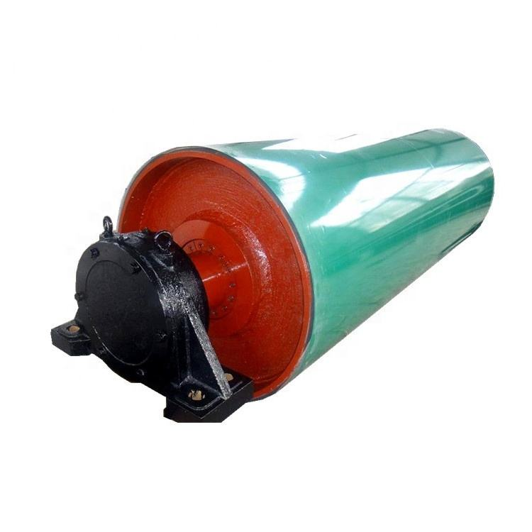 Customize TDY75 conveyor belt roller motorized pulleys wtih 15kw drum motor