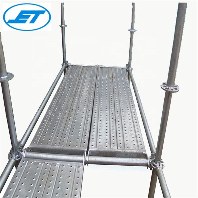 JET Building Material Scaffold Ringlock Scaffolding for Building on Sale