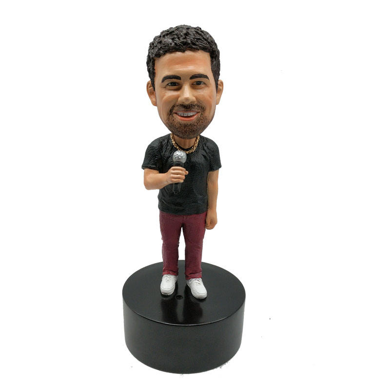 Custom Talking Bobble Head
