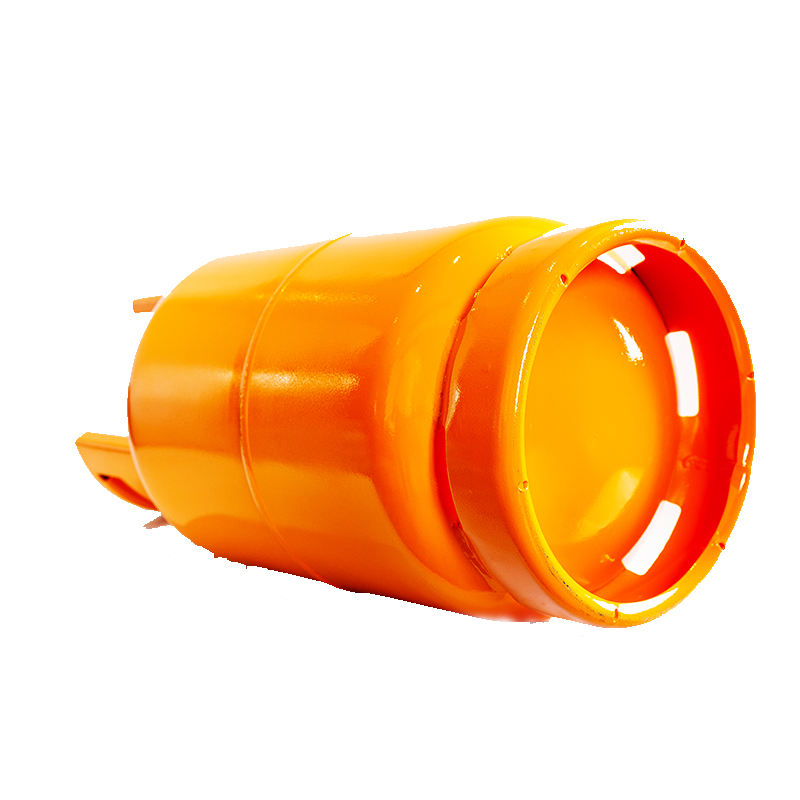 Lpg Cylinder For Gas New Portable Gas Bottle 12.5kg LPG Cylinder/tank/bottle With DOT For Cooking