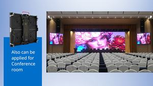 Church Video Wall Signs P 2.5 Indoor Display Nationstar Gold P2.5 Led Screen Stage Backdrop For Concert