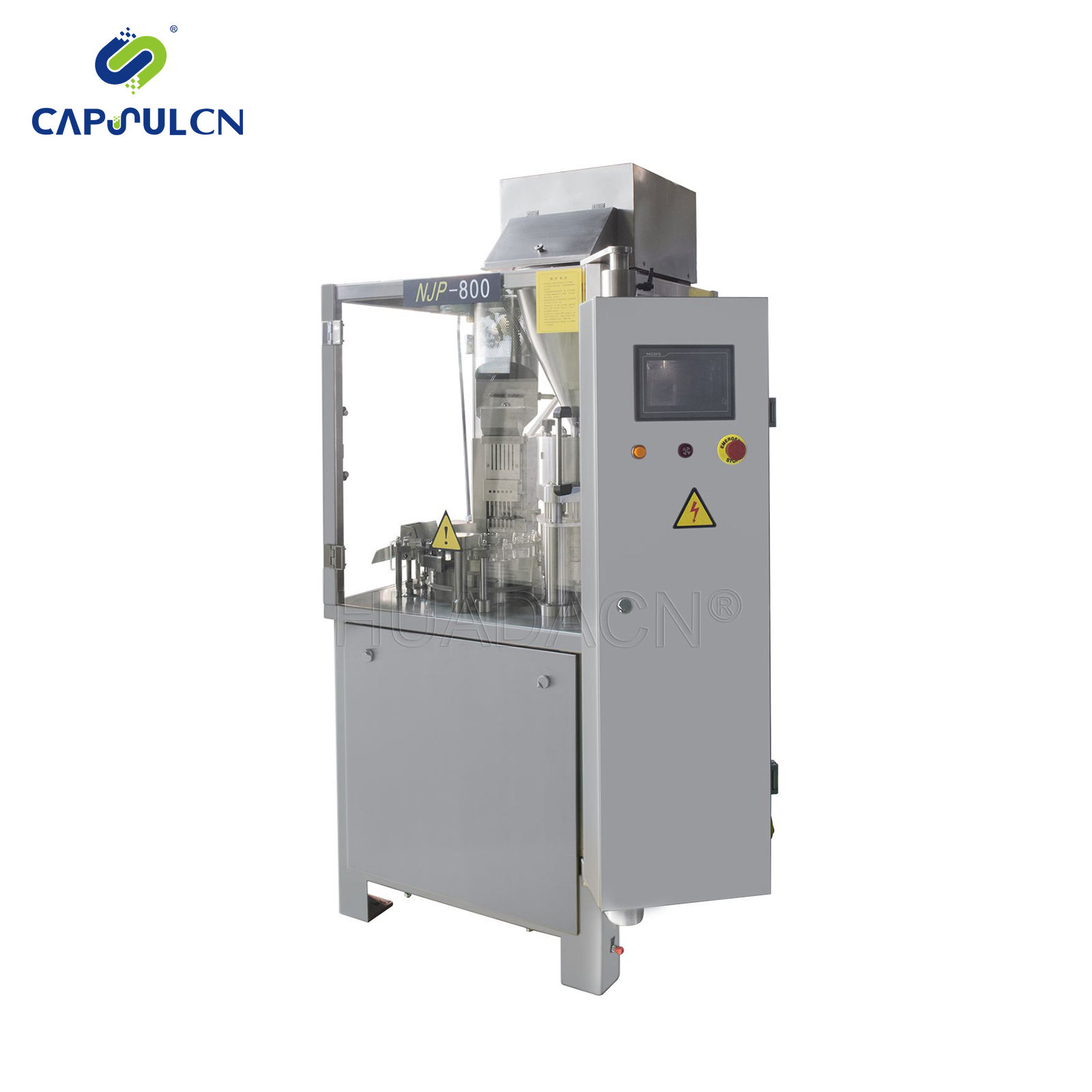 For Manufacturing Plant NJP-800C Laboratory High Quality Automated Capsules Filling Making Machine