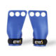 3 hole leather gymnastics grips for hand protection cossfit kettlebells power lifting chin ups barbell pull ups WODs