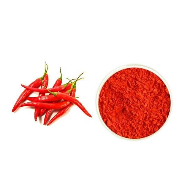 Factory supply Natural pigment capsanthin 465-42-9 paprika oleoresin