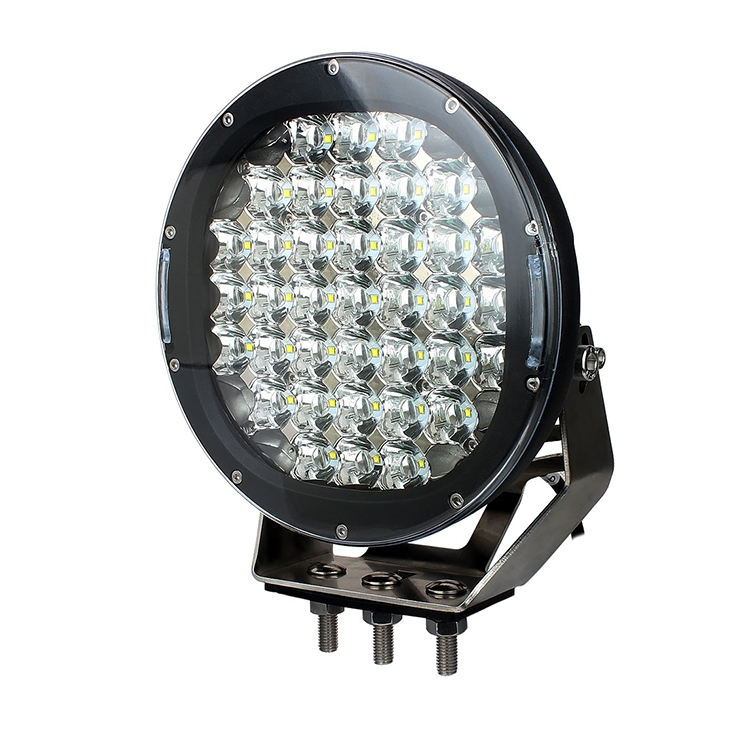 185W habor freight led work flood light high power auto parts led driving light for bumper roof light 4x4 off road 9 inch