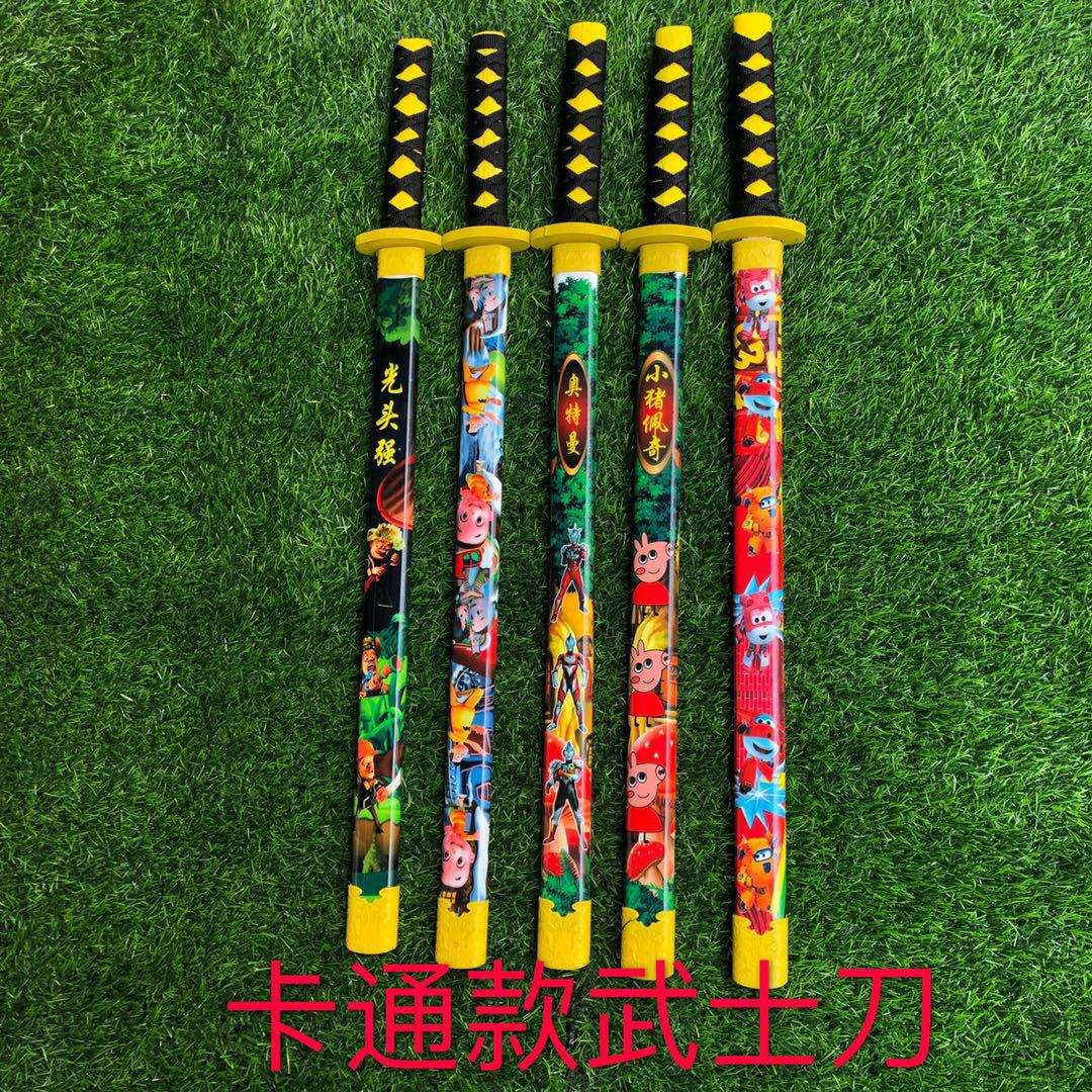 Wholesale High Quality Cheap Wooden Chinese Toy Sword