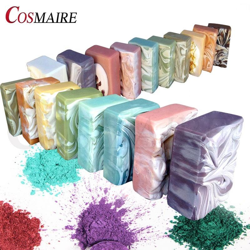 Loose Mica Powder Pearl Pigment Wholesale Best Mica Pigment for Soap