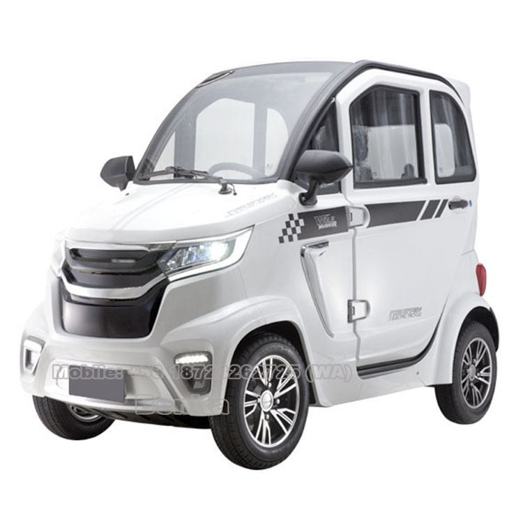2020 New Top Quality 3 seater EEC Electric Car