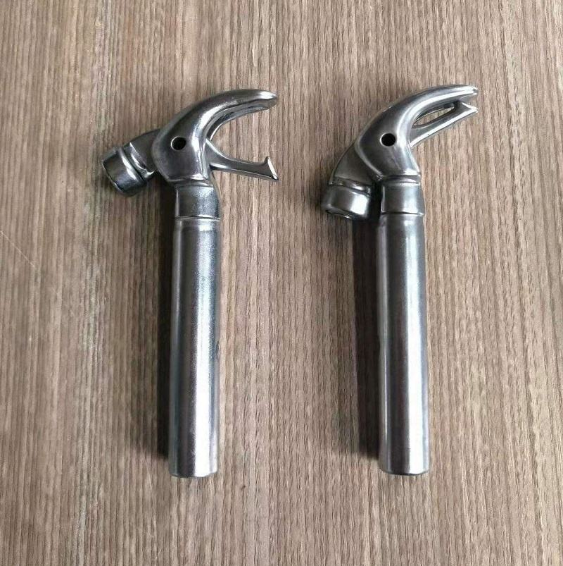 Baler spare parts billhook for harvesting machine parts for knotter reaper machine