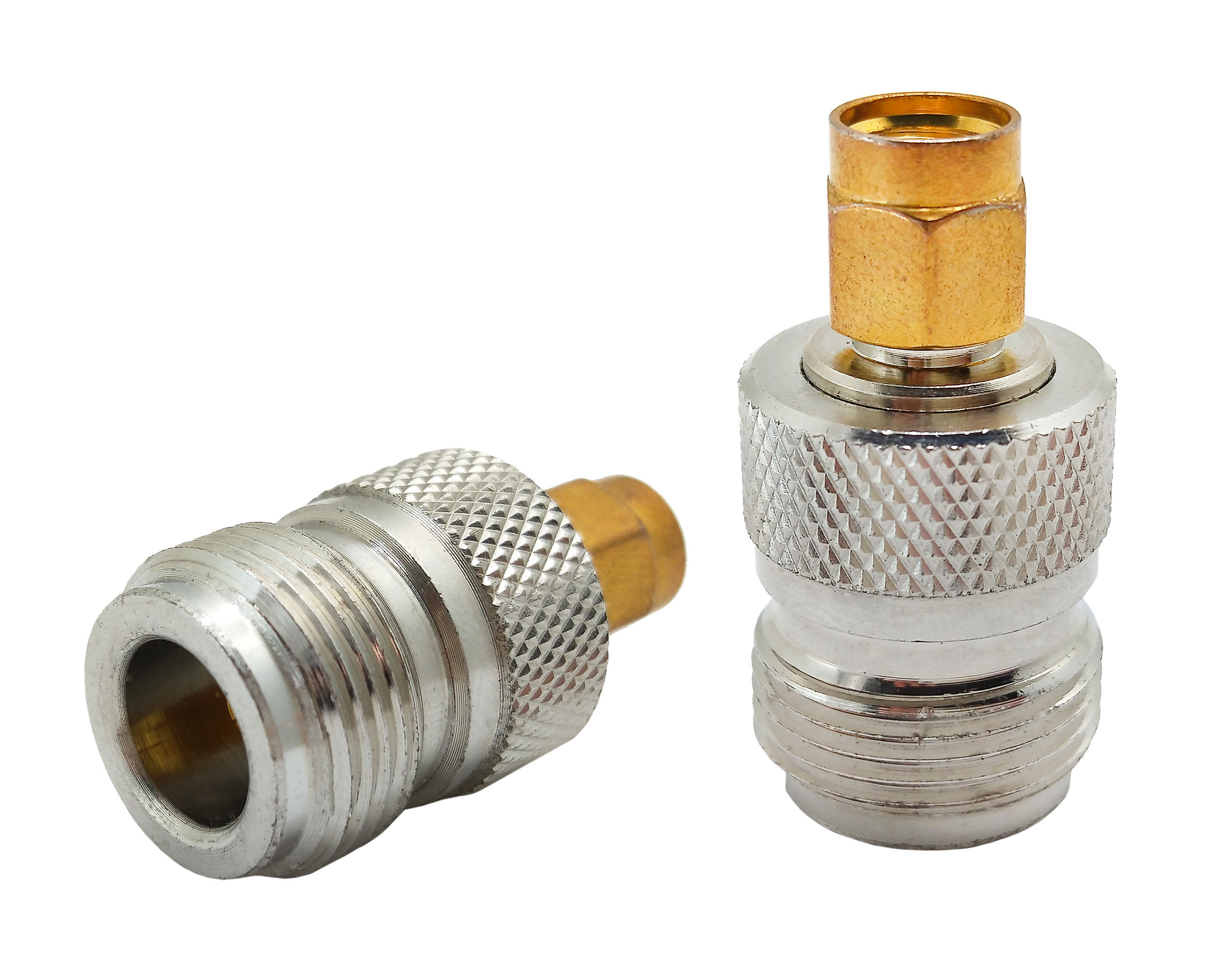 50Ohm rf Coaxial Connector N Female to RP-SMA rp-sma Type Male Plug Adapter