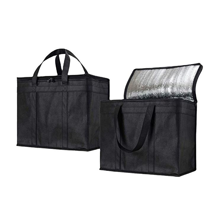 Customized Non-woven insulation bag thicker insulated waterproof cooler bags IT'S ALL JOY