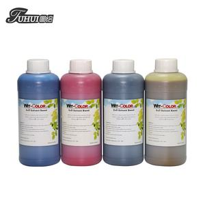 Wit color eco solvent ink for dx5 dx7 printhead