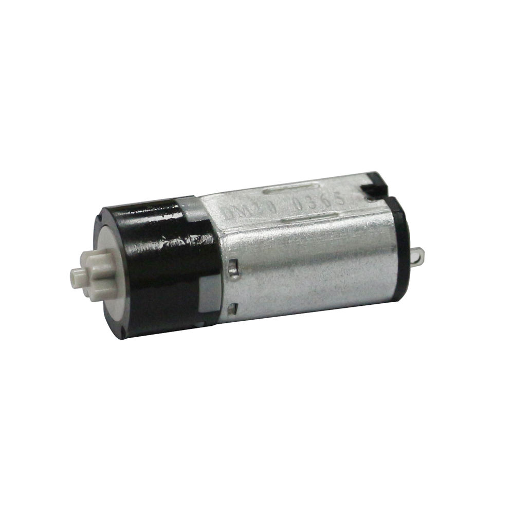 hot sell padlock 10mm gear motor 3v 65rpm dc plastic gear motor for smart lock