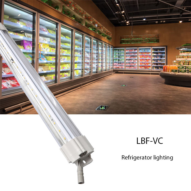 Freezer IP65 Waterproof Shop led Cooler tube light refrigerator lighting