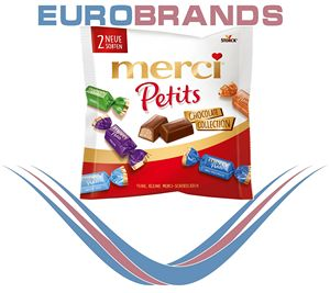 Storck merci Petits Chocolate Collection, 125g