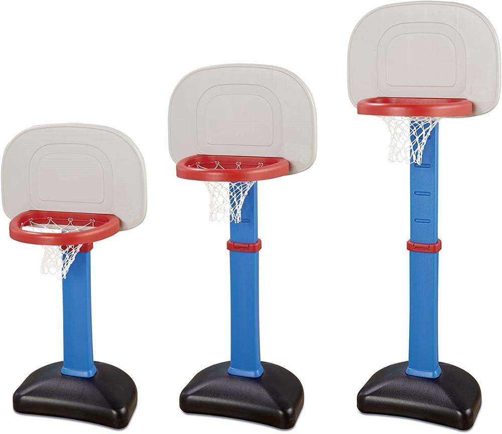 EASTOMMY Basketball Set For Indoor & Outdoor