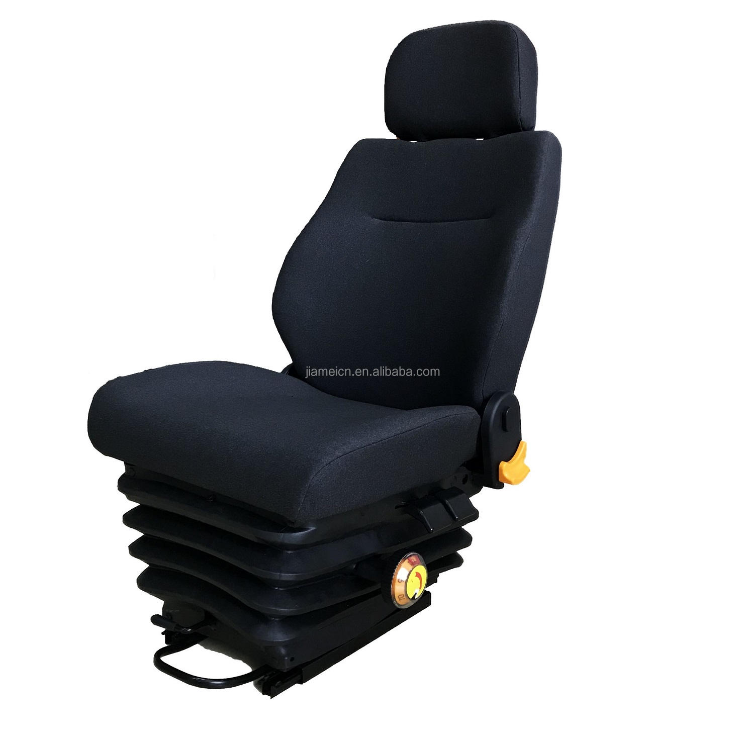 2020 new design high quality truck and bus comfortable driver seat with suspension for sale