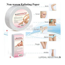 Hair Removal Depilatory Non-woven Depilatory Wax Strip Paper Roll Waxing
