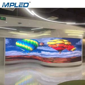 Mpled Struktur Gratis Indoor P2.5 LED Video Wall Panel LED Display Layar P2.5 Layar