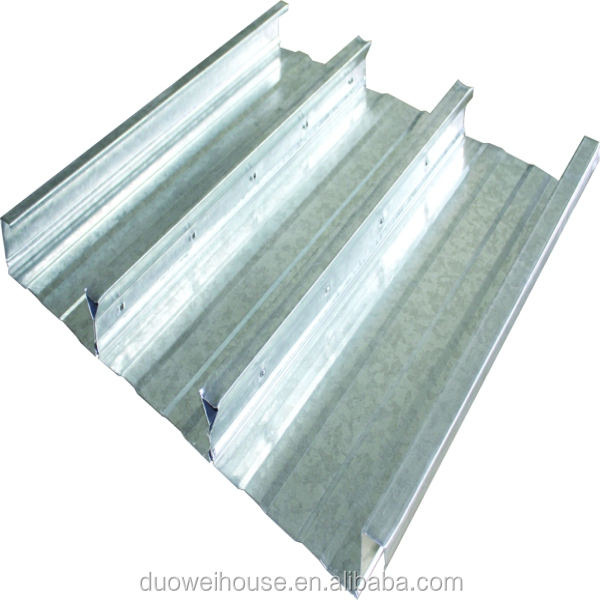 Duowei Composiet Vloer Staal Decking Sheet