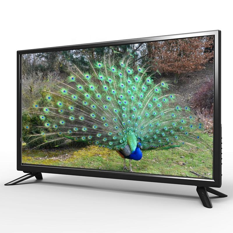 "Home TV 32"" UHD LCD LED TV with Smart TV System Android 9.0"