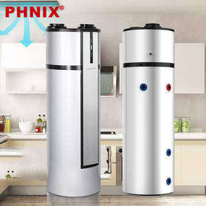PHNIX Brand OEM Water Heater Air To Water Heat Pump Bomba De Calor De Agua Caliente For House Heating