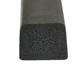 factory direct sale foam rubber EPDM seal strip cabinet door seal strip door rubber seal